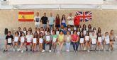 35 alumnos de toda la Región de Murcia han participado en un campamento de verano bilingüe en Puerto Lumbreras