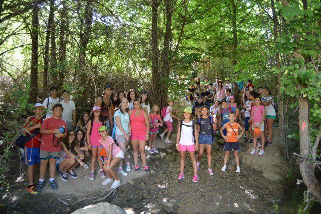 Más de 50 niños disfrutan de un campamento de verano en Nerpio, Foto 1