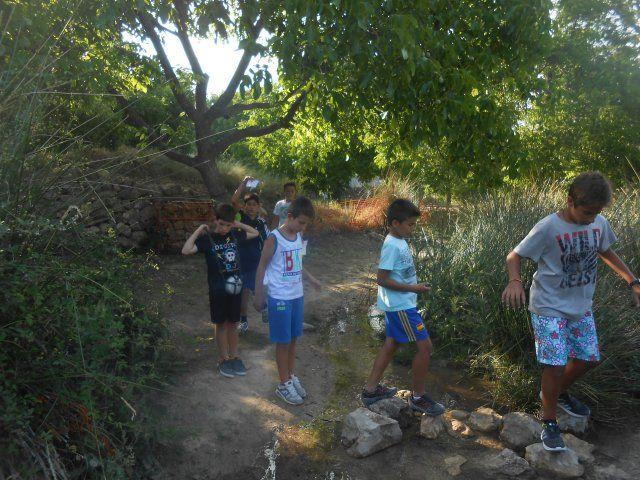 Más de 50 niños disfrutan de un campamento de verano en Nerpio, Foto 3