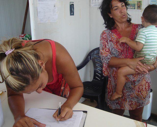 Las pulseras de localización de niños en playas vuelven a ser valoradas por los veraneantes, Foto 1