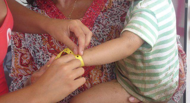 Las pulseras de localización de niños en playas vuelven a ser valoradas por los veraneantes, Foto 2