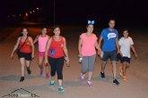 La III Marcha Nocturna por El Raiguero Bajo tuvo lugar el pasado sábado