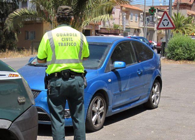 La Guardia Civil detiene a una persona (vecino de Totana de 69 años) por conducir a más del doble de la velocidad máxima, Foto 2