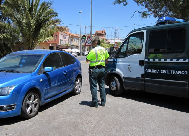 La Guardia Civil detiene a una persona (vecino de Totana de 69 años) por conducir a más del doble de la velocidad máxima, Foto 3