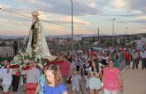 El Barrio de Los Limoneros de Puerto Lumbreras y la pedanía de Góñar celebraron sus fiestas en honor a la Virgen del Carmen