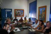Esta mañana se ha celebrado la Comisión de Seguimiento en Materia de Calidad del Aire de Alcantarilla