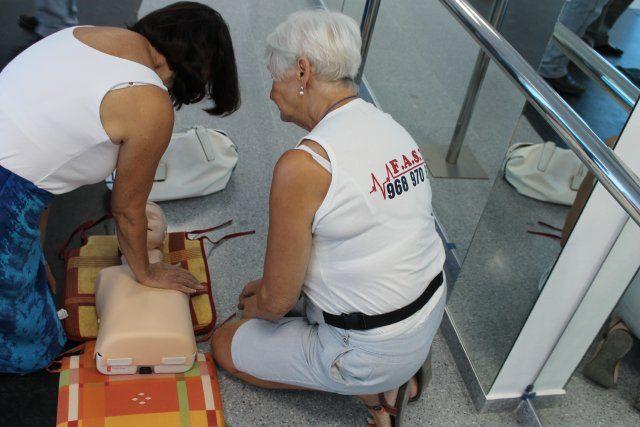 La asociación de primeros auxilios FAST de Camposol atiende en 2014 más de 80 llamadas de emergencias, Foto 3