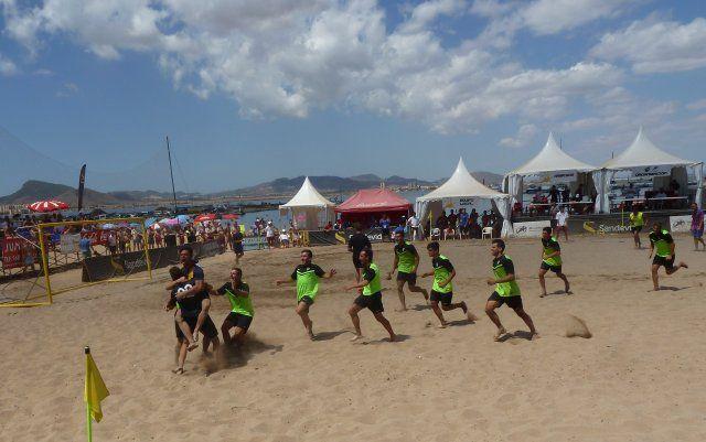 El Bala Azul se proclama en La Manga subcampeón de España de Fútbol Playa, Foto 2