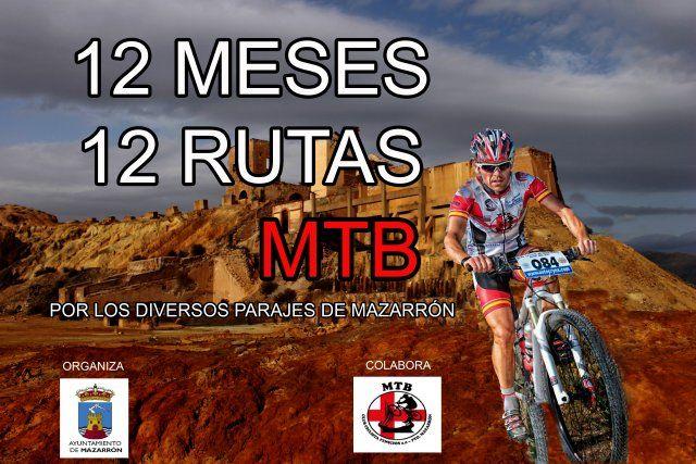 Quinta ruta cicloturista del Club Fenicios de Puerto de Mazarrón, Foto 1