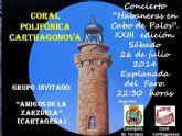 Concierto de Habaneras en el Faro de Cabo de Palos