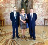 El Colegio Público 'Nuestra Señora del Carmen' de Alguazas recoge el Premio Nacional de Educación 2013 a la Salud Integral