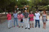 La pinada de Los Pozuelos estrena parque infantil