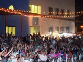 Las Fiestas 2014 del Barrio del Carmen de Alguazas se engalanan con la belleza y simpatía de sus Majas
