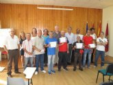 11 personas de Cartagena reciben formación de la Asociación ´Proyecto Abraham´ en materia de Nuevas Tecnologías y Redes Sociales