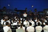 La Agrupación Musical 'Las Musas' de Guadalupe cierra la segunda edición de los veranos musicales