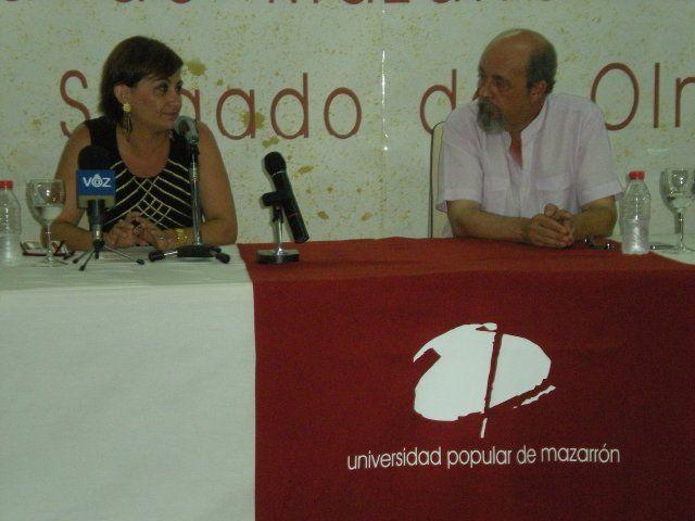 Todo preparado para la entrega de premios de la XXX edición del Certamen de Cuentos Villa de Mazarrón, Foto 1