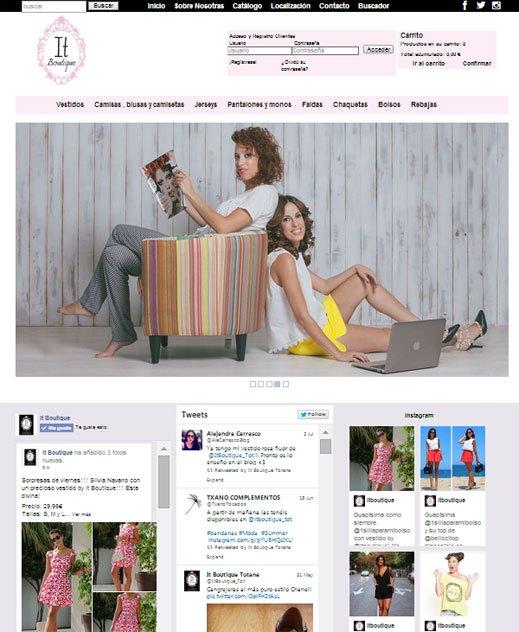 La moda más actual y al mejor precio en itboutique.es, Foto 1