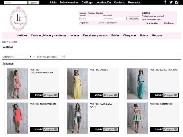 La moda más actual y al mejor precio en itboutique.es, Foto 2
