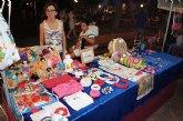 Se inaugura el 'Mercado de Santiago' en el parque municipal con un total de 18 expositores en los que se ofrecen productos artesanos