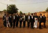 Salif Keita, Amadaou Bagayoko y Cheik Tidiane Seck homenajean en Cartagena a Les Ambassadeurs