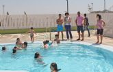 Más de 100 lumbrerenses participan durante los meses de verano en el Programa de Actividades Acuáticas que impulsa el Ayuntamiento