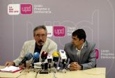 UPyD Murcia propone nuevas ubicaciones para las estatuas de Abderramán II y D. José María Muñoz