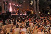 El programa veraniego Nogalte Cultural lleva a 'La Voz Kids' de Aarón hasta Puerto Lumbreras