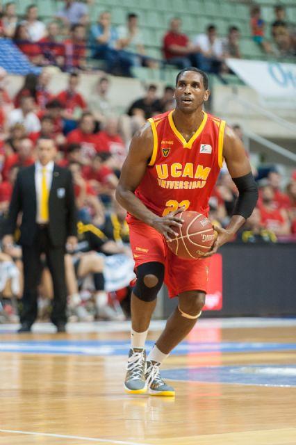 Thomas Kelati renueva con el UCAM Murcia - 1, Foto 1