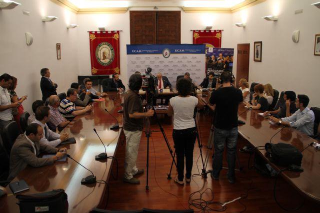 La UCAM y la Asoc. Española de la Prensa Deportiva lanzan el Máster Online en Periodismo Deportivo - 1, Foto 1