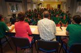 Autoridades municipales asisten al acto de clausura de las XXV Jornadas de Formación en Hemofilia
