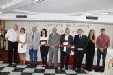 Marta Guiberteau y José Ignacio Sendón premiados en la noche más literaria del municipio