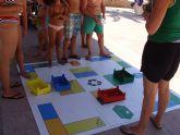 Medio Ambiente programa actividades informativas y juegos en la playa, para fomentar el reciclaje