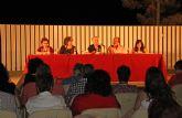 Poetas lumbrerenses protagonizaron un recital de poesía enmarcado en la programación veraniega Nogalte Cultural