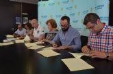 El Ayuntamiento continúa con la renovación de convenios con asociaciones locales sin ánimo de lucro