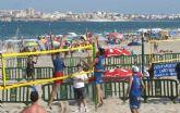 Cartagena vuelve a competir a nivel nacional en voleibol
