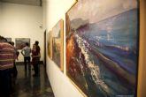Semitiel Segura hace de guía en su exposición De Cabo Trete a Carthago Nova