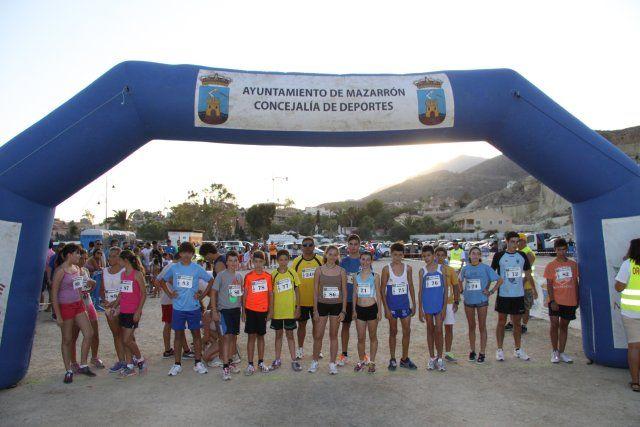 Ciento cincuenta corredores participan en la XXI edición de la Carrera Atletismo por la Vida, Foto 3