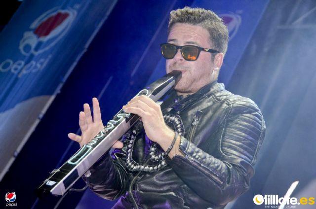 Más de 6.000 personas disfrutaron en Mazarrón del Open Air Tour Máxima FM by Pepsi, Foto 2