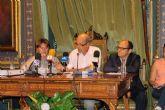 El pleno municipal aprueba los presupuestos con los votos de PSOE, UIDM, IU y PAREMA