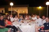 La Hdad. de Jesús en el Calvario y Santa Cena celebró su tradicional cena de verano