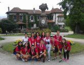 Diez jóvenes caravaqueños participan en el 'European Youth Meeting' celebrado en Portugal