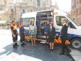 Protección Civil cuenta con una nueva ambulancia más moderna y completa