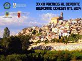El Cehegín Atlético y el Ayuntamiento de Cehegín convocan los XXXIII Premios al Deporte Murciano