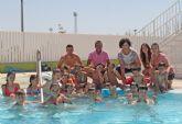 Clausuran la Escuela de Verano de Puerto Lumbreras 2014