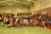Un total de 50 niños han participado durante este mes de julio en la Escuela Multideporte Adaptado Verano 2014 de Molina de Segura
