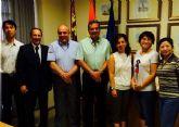 La embajada china se interesa por la tecnología agroalimentaria de Murcia