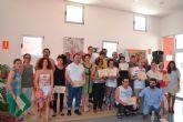 Se celebra el acto de clausura del curso 2014/15 en el Centro de Día para Personas con Enfermedad Mental de Totana