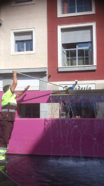 Medio Ambiente continúa con sus trabajos de mantenimiento y mejora de espacios verdes en los barrios y pedanías de Murcia - 4, Foto 4