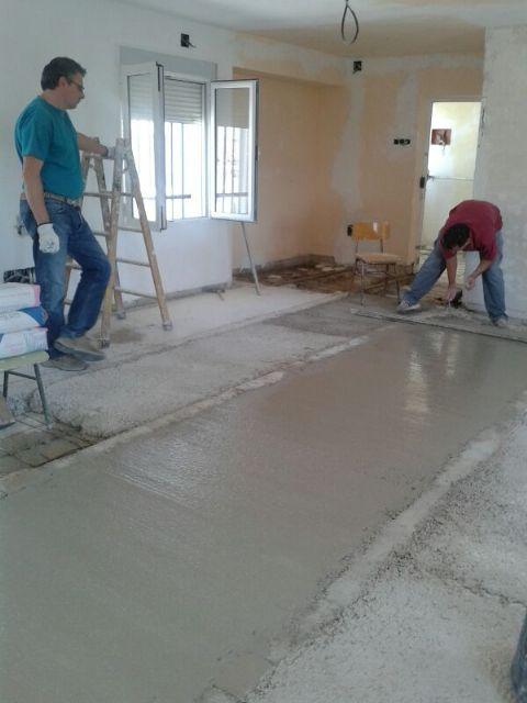 El Ayuntamiento realiza obras de mejora en colegios del municipio aprovechando el periodo vacacional - 2, Foto 2