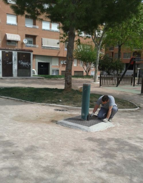 El Ayuntamiento realiza obras de mejora en colegios del municipio aprovechando el periodo vacacional - 3, Foto 3